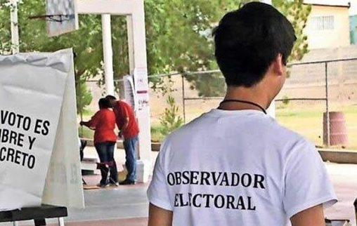 OBSERVADORES ELECTORALES COADYUVARÁN A DAR VALIDEZ AL PROCESO ELECTORAL: IEEM