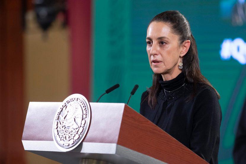 CLAUDIA SHEINBAUM DA REPORTE DEL ACCIDENTE DE LA LÍNEA 12