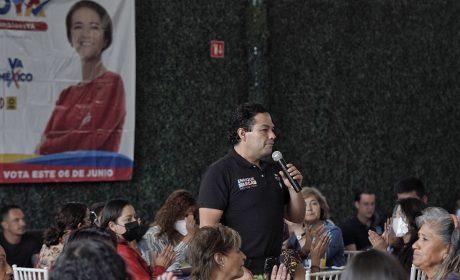 ENRIQUE VARGAS SERÁ ASESOR DE SEGURIDAD EN NAUCALPAN
