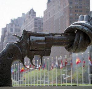 MÉXICO PRESIDE REUNIÓN SOBRE ARMAS DE FUEGO EN LA ONU