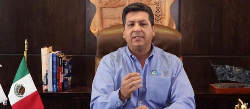 GIRAN ORDEN DE APREHENSIÓN CONTRA FRANCISCO GARCÍA CABEZA DE VACA