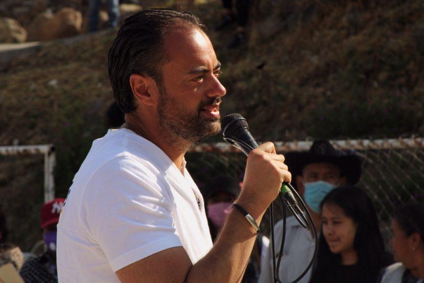 GERARDO LAMAS PROMETE GESTIÓN Y CERCANÍA EN EL DISTRITO 34