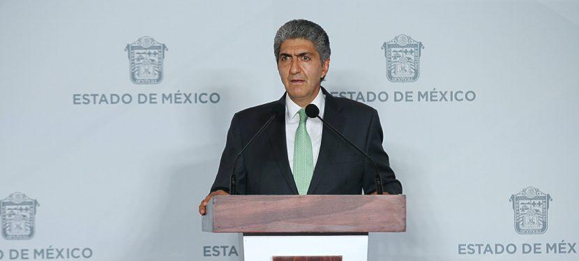 GOBIERNO DEL EDOMÉX RECHAZA CATEGÓRICAMENTE SEÑALAMIENTOS DEL PRESIDENTE DE MORENA