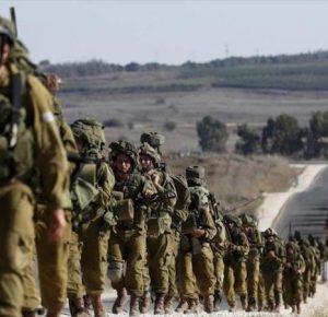 TROPAS ISRAELÍES AVANZAN EN LA FRANJA DE GAZA