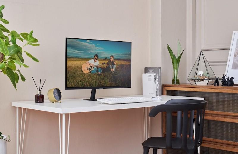 SAMSUNG LANZA DOS EN UNO: MONITOR Y SMART TV
