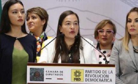 CONDENA PRD ATAQUE DEL SECRETARIO DE MARINA AL PODER JUDICIAL