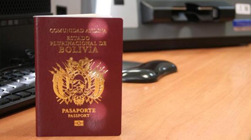 SEGOB SUSPENDE VISAS PARA LOS BOLIVIANOS