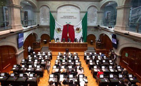 DECLARACIÓN PATRIMONIAL DE LX LEGISLATURA ESTATAL LLEGA AL 50%