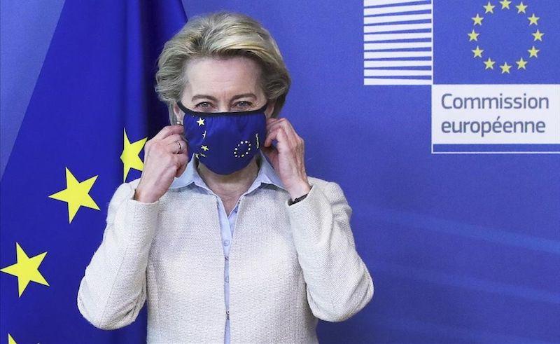 UE DEFENDERÁ SUS  EXPORTACIONES DE VACUNAS ANTI COVID-19