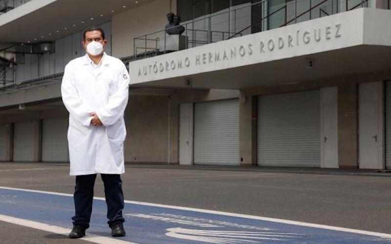 CUMPLE UN AÑO HOSPITAL DE ATENCIÓN A COVID