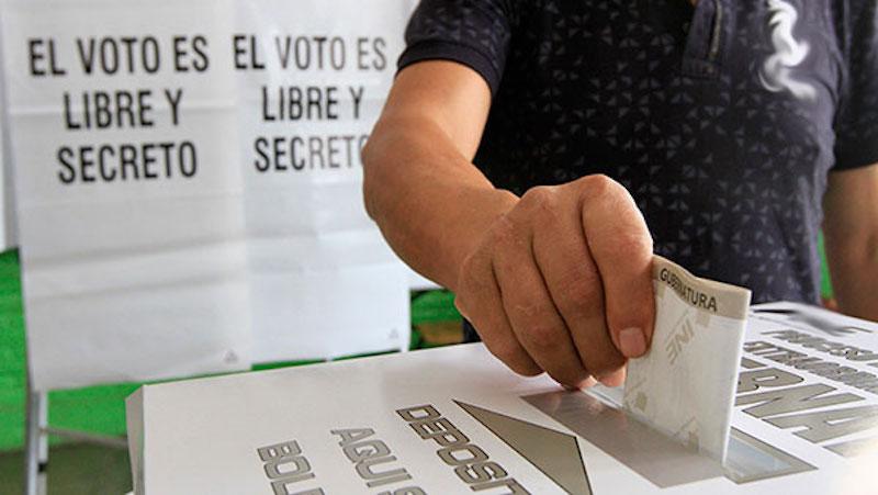 ESENCIAL, LOGRAR UN VOTO INFORMADO: UNAM