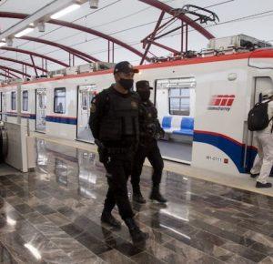 REVISAN INSTALACIONES DEL METRO MONTERREY TRAS ACCIDENTE