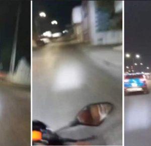 MUJER TRANSMITIÓ EN VIVO EL ACCIDENTE DONDE MURIÓ