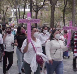 REDES SOCIALES PROGRESISTAS SE COMPROMETE A COMBATIR FEMINICIDIOS