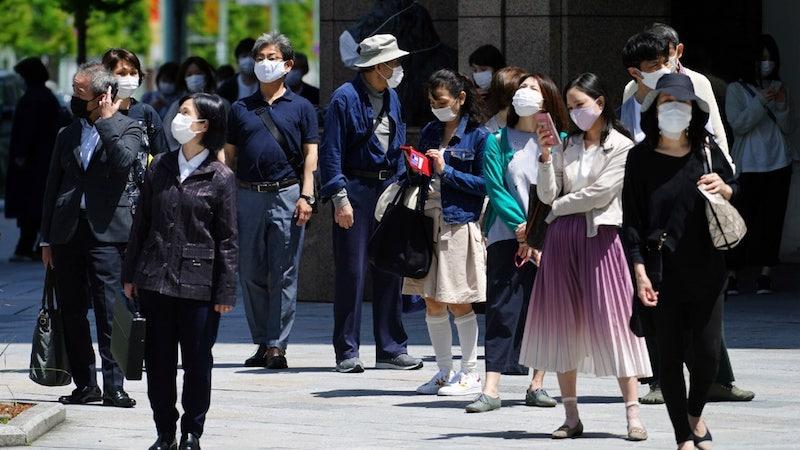 EXTENDERÁN EMERGENCIA POR COVID-19 EN TOKIO HASTA MAYO