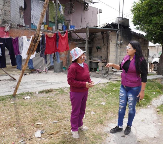 ESME MORENO (PES), PROPONE INICIATIVAS PARA LA CULTURA OTOMÍ
