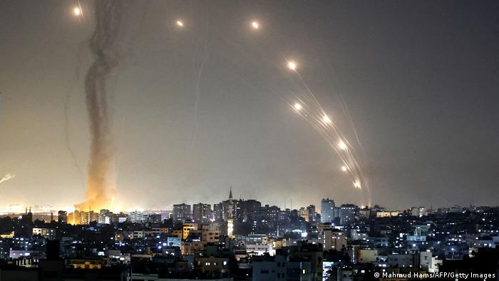 ISRAEL AMENAZA CON ENDURECER ATAQUES CONTRA FRANJA DE GAZA