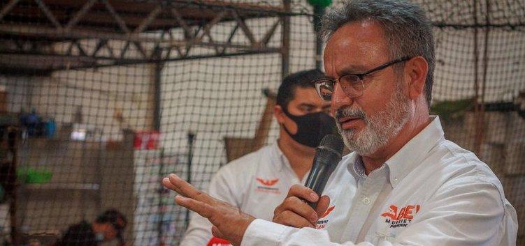 ASESINARON A ABEL MURRIETA, CANDIDATO DE MC EN CAJEME, SONORA