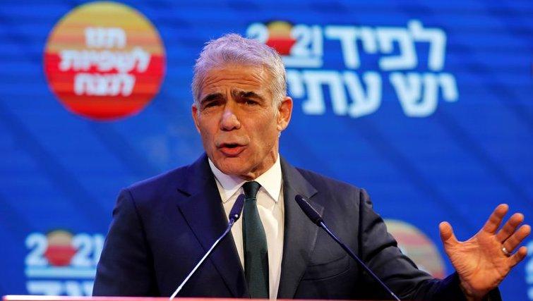 ENCARGAN AL OPOSITOR YAIR LAPID FORMAR GOBIERNO EN ISRAEL