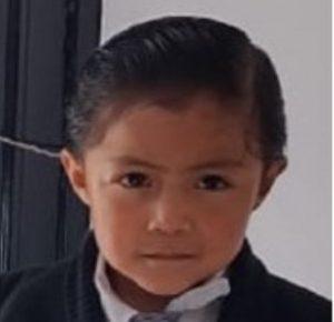 ALERTA AMBER DE JONATHAN JEHU CARREÑO SÁNCHEZ