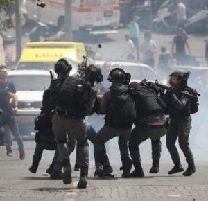NUEVA JORNADA DE VIOLENCIA EN JERUSALÉN