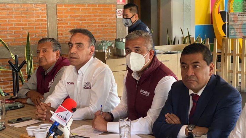 ACUSA MORENA OMISIÓN DE LA FGJEM ANTE AGRESIONES