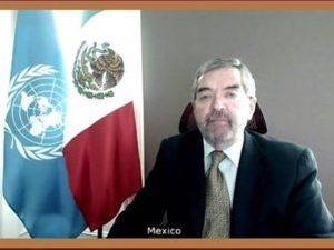 MÉXICO CONDENA USO DE LA FUERZA EN CONFLICTO ISRAEL-HAMAS