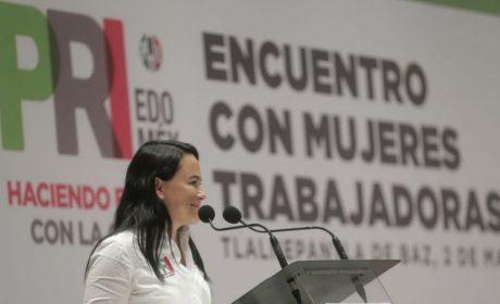 CANDIDATAS PRIISTAS TIENEN COMPROMISO REAL CON EMPODERAMIENTO FEMENINO