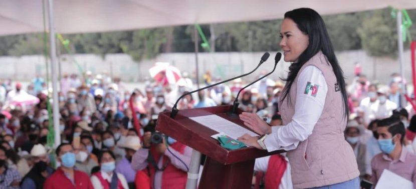 NO VAMOS A CAER EN DESCALIFICACIONES: ALEJANDRA DEL MORAL