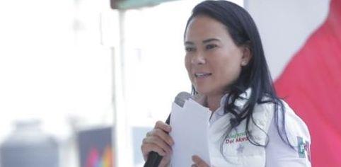«PAREMOS ESTO QUE PARECE UNA DICTADURA»: ALEJANDRA DEL MORAL
