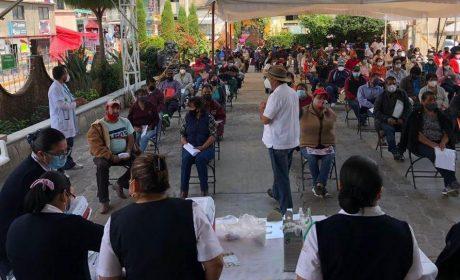 VACUNAS  COVID-19 EN PUEBLOS  DE NAUCALPAN