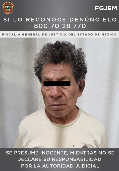 PROCESAN AL FEMINICIDA SERIAL DE ATIZAPÁN DE ZARAGOZA