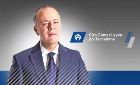 «UN CLARO ACTO DE INTIMIDACIÓN» CALIFICA CIRO AL ATAQUE DE AMLO