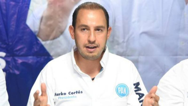 PRETENDIDO DESAFUERO EN TAMAULIPAS, MUY DESASEADO: MARKO CORTÉS