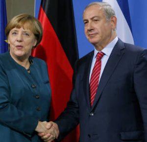 SOLIDARIDAD DE ALEMANIA CON ISRAEL ANTE ATAQUES DE HAMAS