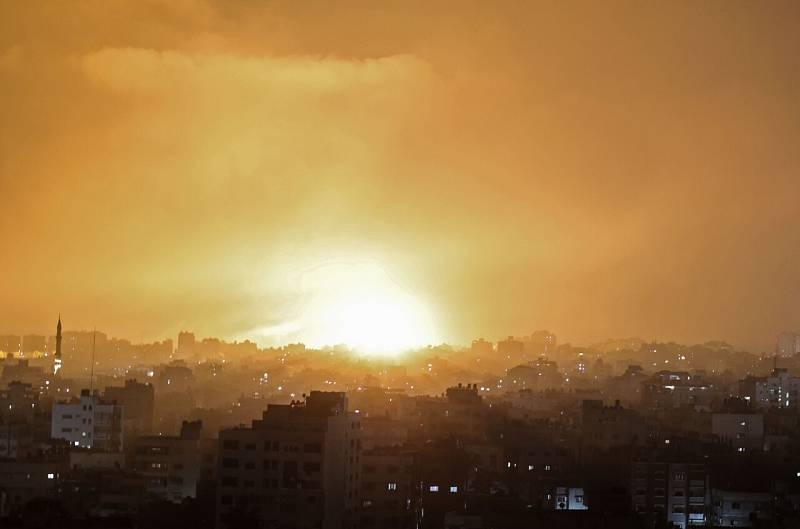 ESCALADA BÉLICA ENTRE ISRAEL Y HAMAS DEJA AL MENOS 126 MUERTOS