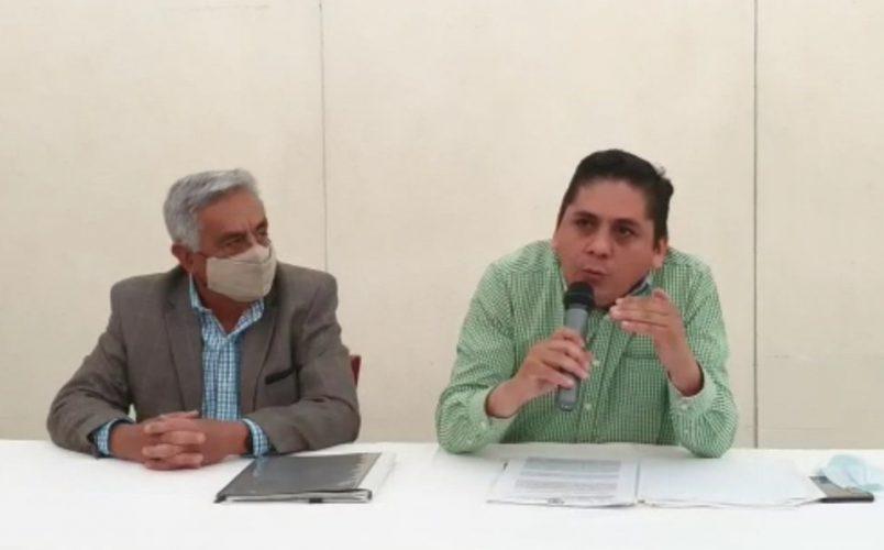 PRESENTAN DENUNCIA PENAL CONTRA CANDIDATO DE MORENA POR INVASIONES DE PREDIOS EN OAXACA