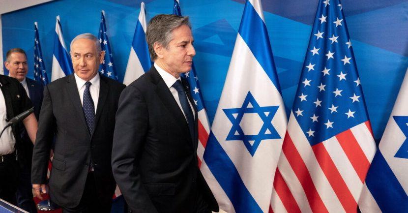 EEUU INTENTA DISTENDER LA TENSA TREGUA ENTRE ISRAEL Y HAMAS