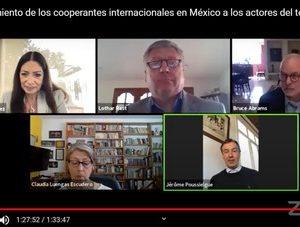 ABREN OPORTUNIDADES DE COOPERACIÓN INTERNACIONAL A LA SOCIEDAD ORGANIZADA