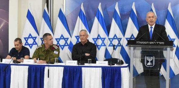 NETANYAHU DEFIENDE DERECHO DE ISRAEL DE PROTEGER A SUS CIUDADANOS
