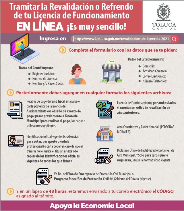APOYA TOLUCA A COMERCIO CON SERVICIOS EN LÍNEA