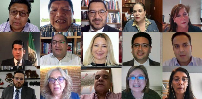 DIPUTADAS Y DIPUTADOS CUESTIONAN SOBRE CORRUPCIÓN E IMPUNIDAD