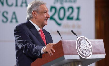 AMLO NO VOTARÁ EN CONSULTA PARA ENJUICIAR EXPRESIDENTES