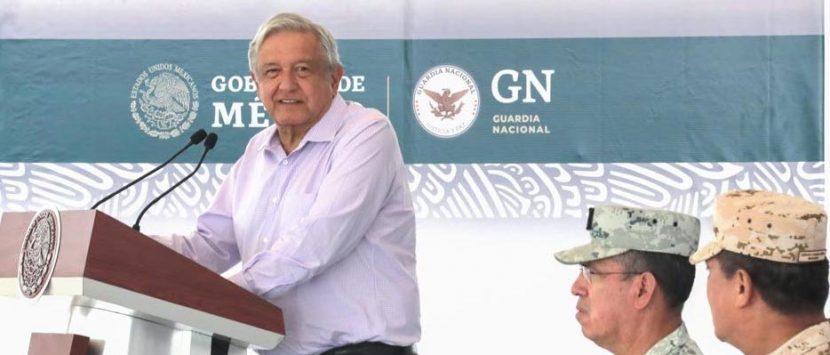 AMLO INSTRUYE A ESTADOS Y MUNICIPIOS ATENDER INCIDENCIA DELICTIVA