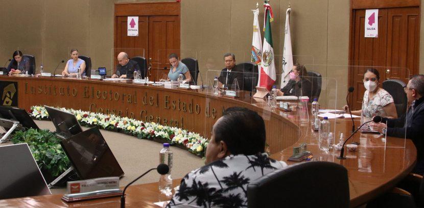 CIUDADANÍA MEXIQUENSE REGISTRÓ 54% DE PARTICIPACIÓN EN LAS URNAS: IEEM
