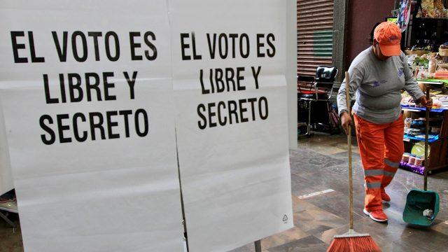 PREVIENEN USO INDEBIDO DE RECURSOS PÚBLICOS EN ELECCIONES