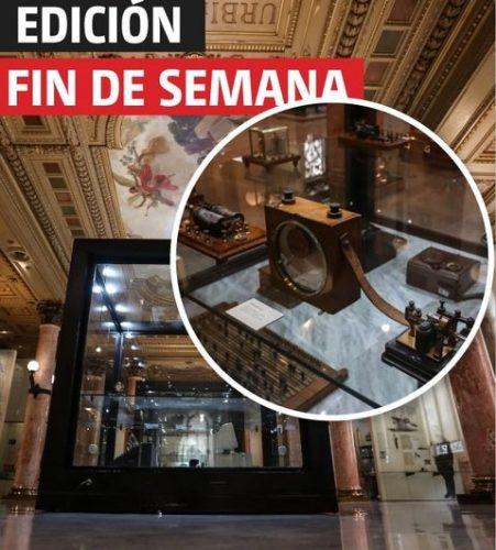 EL MUSEO DEL TELÉGRAFO, UNA JOYA HISTÓRICA EN CIDUDAD DE MEXICO QUE CUMPLIRA 15 AÑOS