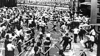 A 50 AÑOS DEL «HALCONAZO» CONTRA ESTUDIANTES DE UNAM E IPN