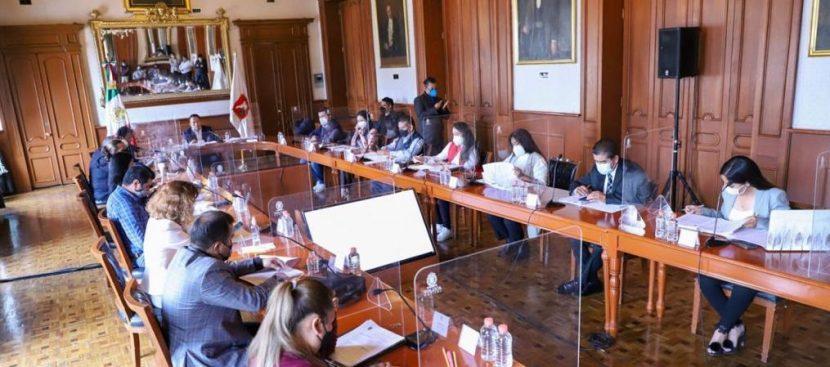 APRUEBAN EDILES DE TOLUCA MODIFICACIÓN EN NOMBRES DE PROYECTOS DEL FEFOM