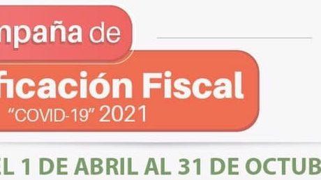 CONTINÚA TOLUCA CAMPAÑA DE BONIFICACIÓN FISCAL «COVID-19»